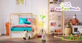 Wie findet man die richtige Puzzlematte Kinderzimmer